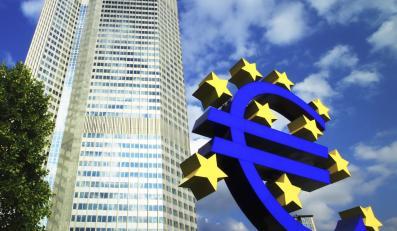 Siedziba Europejskiego Banku Centralnego we Frankfurcie