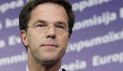 Premier Holandii Mark Rutte nie chce zajmować się antypolskim portalem