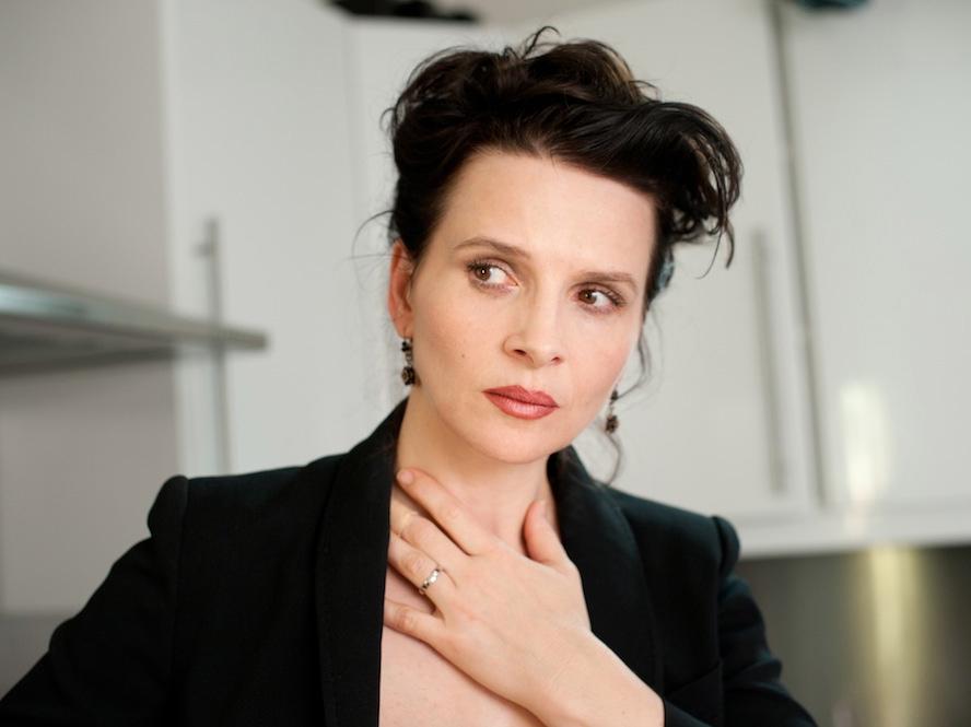 Juliette Binoche w \
