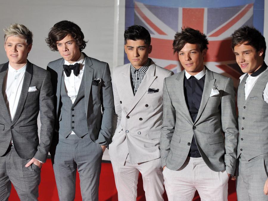 One Direction się nakręcą