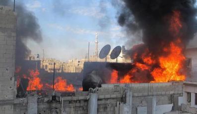 ONZ oskarża Syrię: Reżim popełnił zbrodnie przeciw ludzkości
