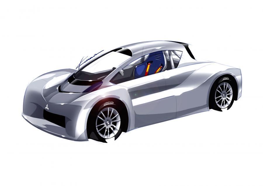 Mitsubishi i-MiEV Prototype