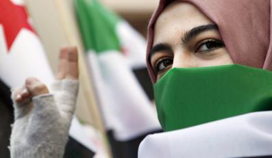 Kobiety uciekają na dżihad do Państwa Islamskiego