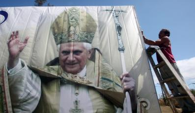 Przygotowania na Kubie do przyjazdu papieża