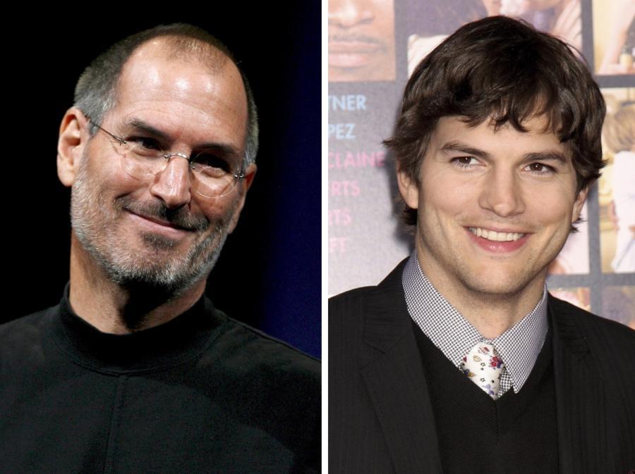 Rola Steva Jobsa przeznaczeniem Ashtona Kutchera