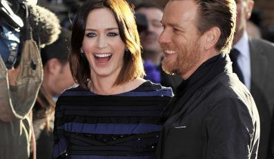 Ewan McGregor i Emily Blunt