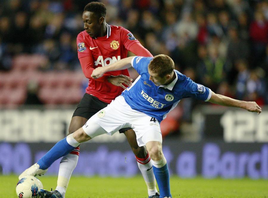 Wigan - Manchester United 1:0