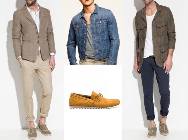 Najważniejsze trendy w modzie męskiej na wiosnę 2012