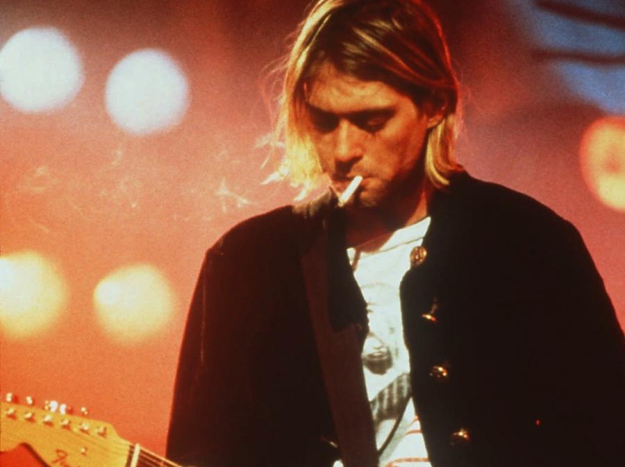 Kurt Cobain nagrywał solo