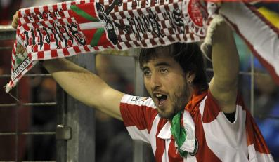 Kibic Athletic Bilbao