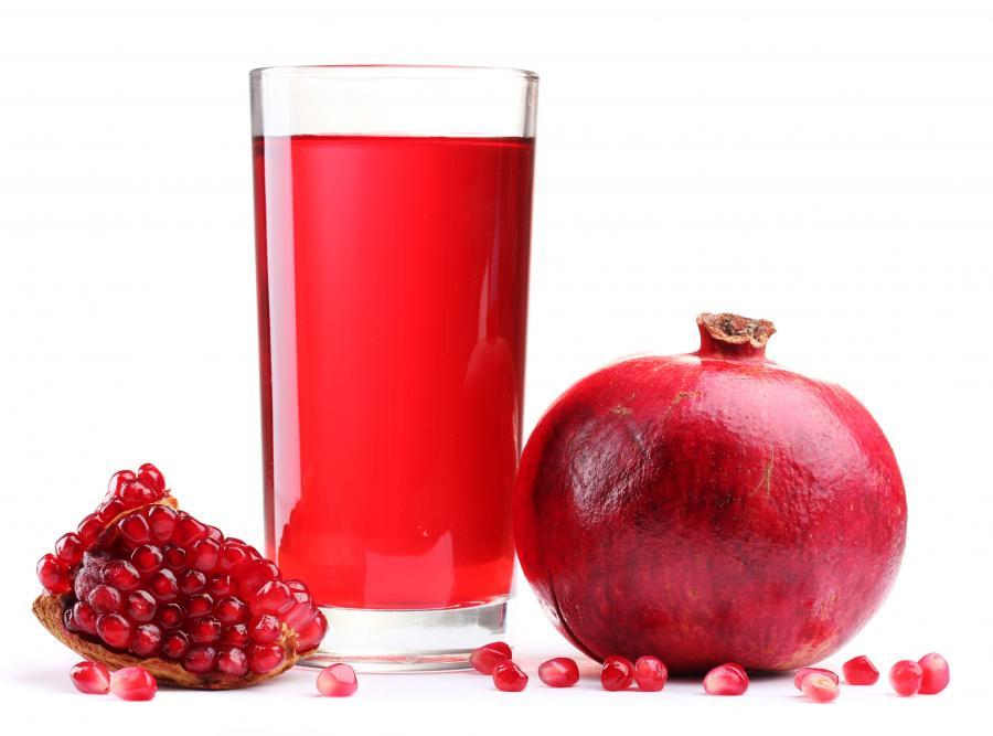 1. Granaty pomagają obniżyć poziom złego cholesterolu