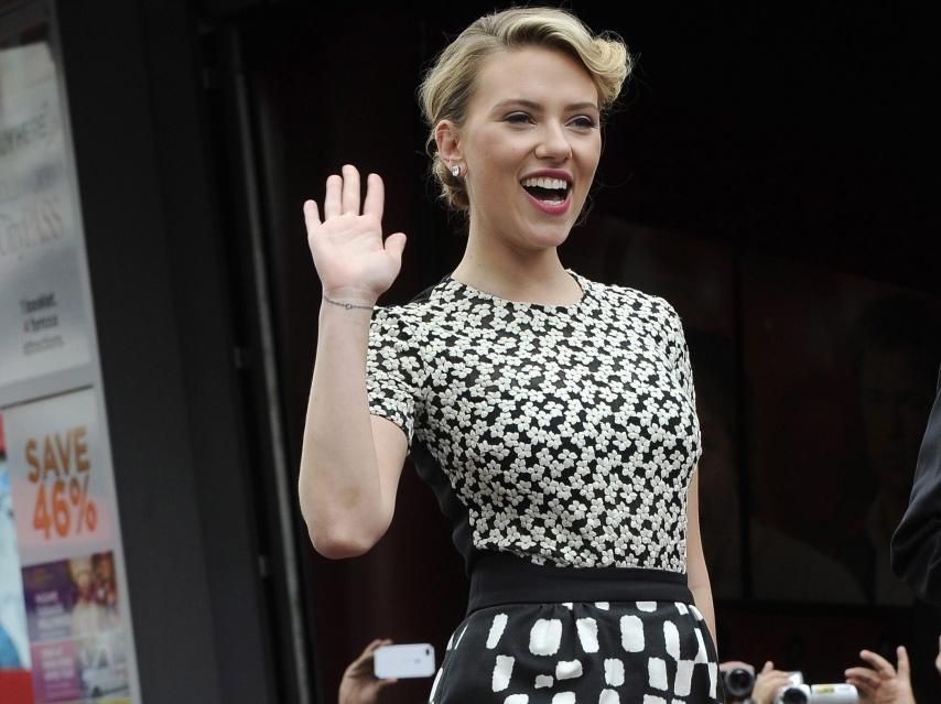 Scarlett Johansson gwiazdą \