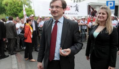 Zbigniew Ziobro, lider Solidarnej Polski