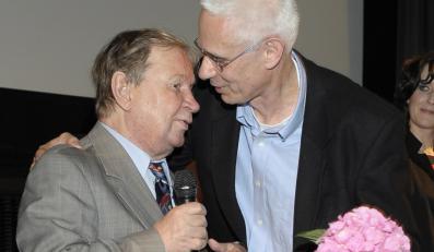 Roman Kłosowski i Konrad Szołajski