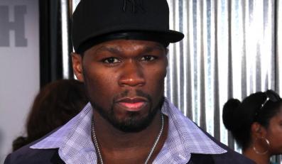 50 Cent dostał maskotki na pociechę