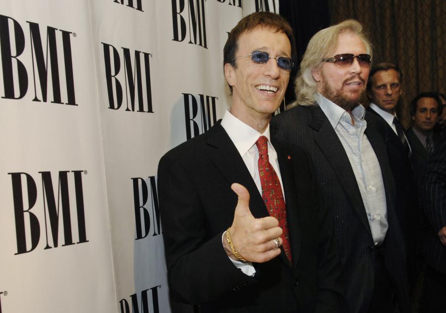 Robin Gibb zmarł 20 maja 2012 roku