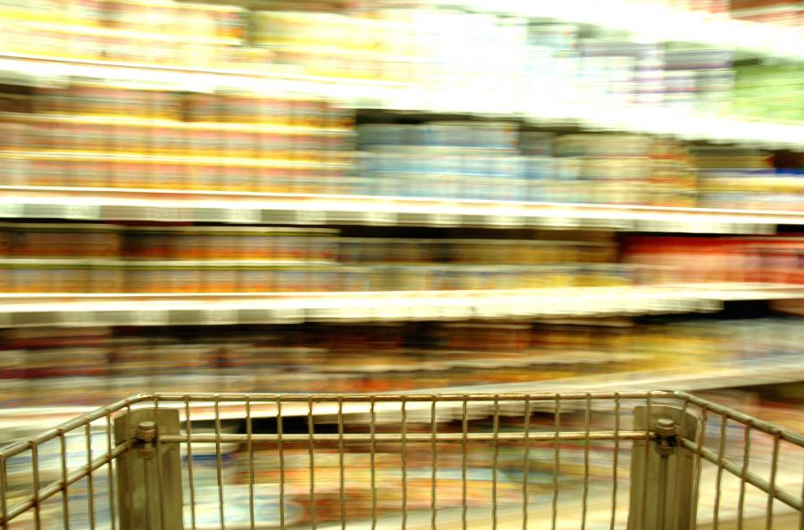 Zakupy, zdjęcie ilustracyjne