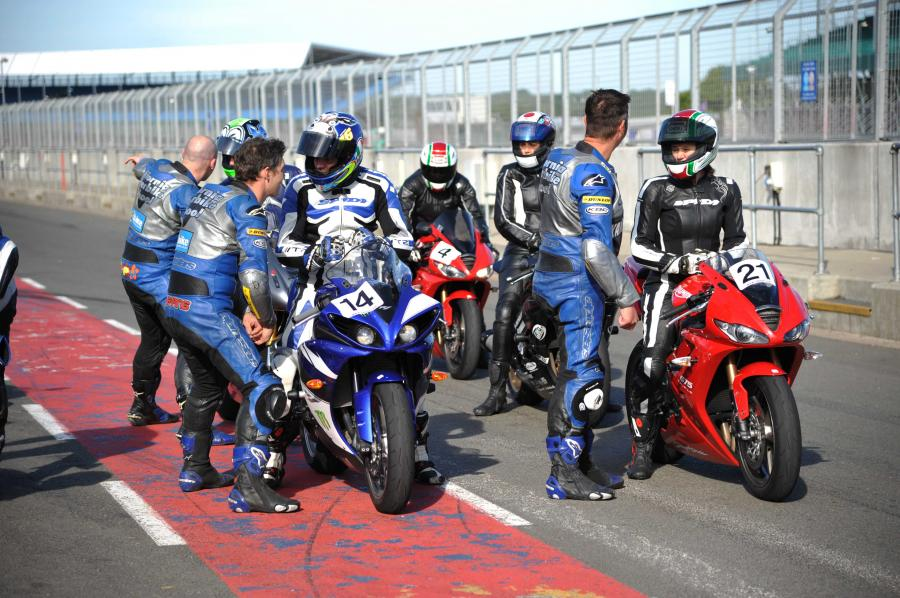 California Superbike School w Polsce