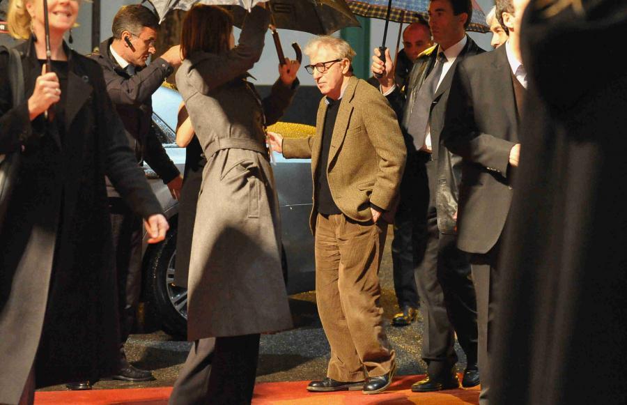 Woody Allen: Sława to wymierne korzyści