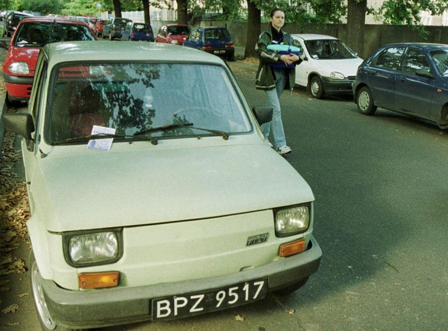 Fiat 126p (zdjęcie ilustracyjne)