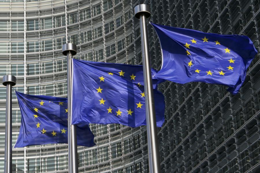 Flkagi Unii Europejskiej