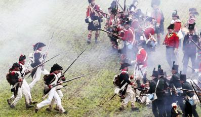 Rekonstrukcja bitwy pod Waterloo