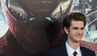 Andrew Garfield –nowy Spider-Man
