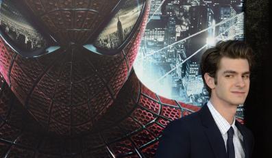 """Andrew Garfield na amerykańskiej premierze """"Niesamowitego Spider-Mana"""""""