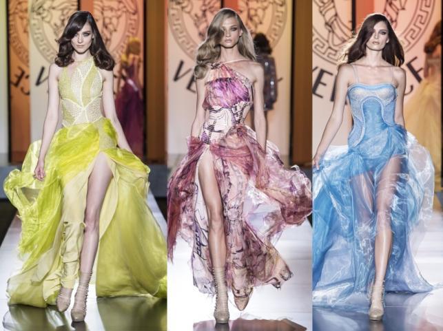 Kolekcja Versace haute couture jesień/zima 2012/2013