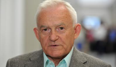 Leszek Miller, szef SLD