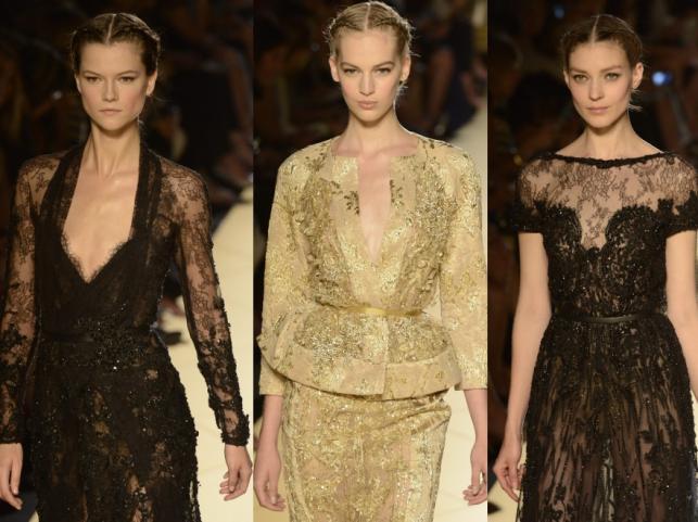 Kolekcja Elie Saab haute couture jesień/zima 2012/2013