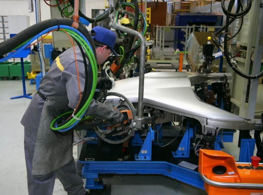 fabryka samochód produkcja