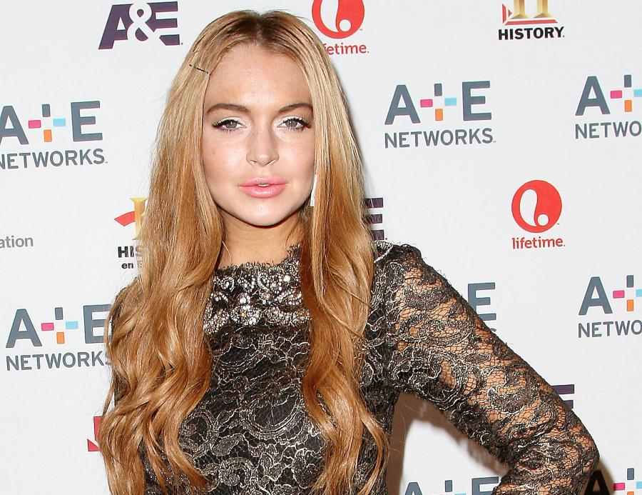 Lindsay Lohan będzie straszyć