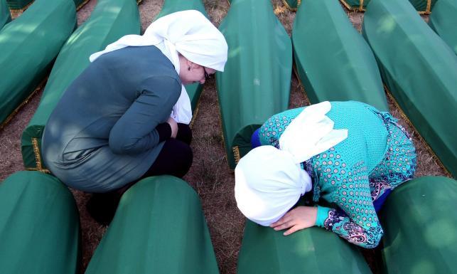 Pół tysiąca ofiar masakry spoczęło na cmentarzu