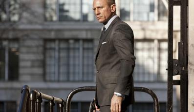 """""""Skyfall"""" – Bond symuluje własną śmierć"""