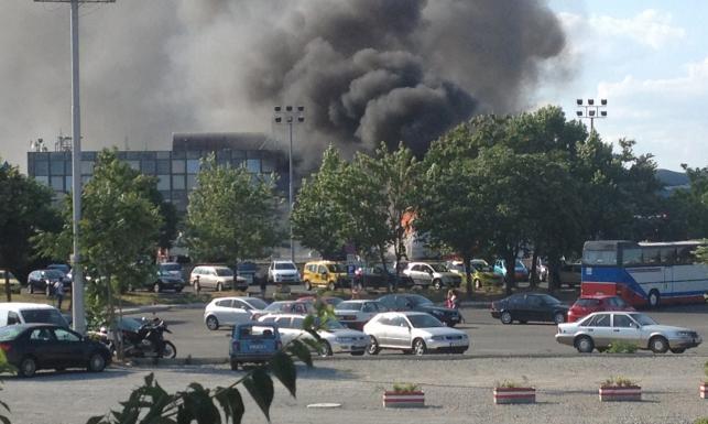 Zamach na lotnisku w Burgas. Są ofiary