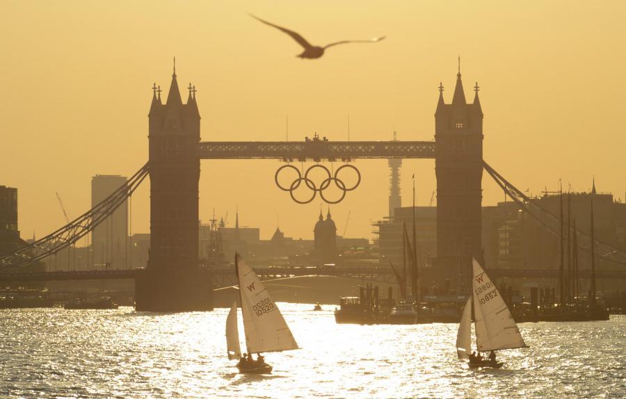 Olimpijski Londyn