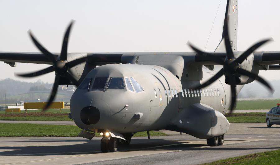 Samolot CASA