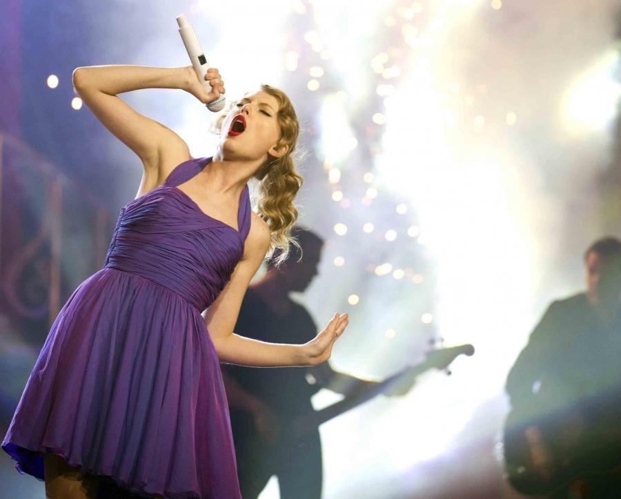 Taylor Swift promuje czwarty album