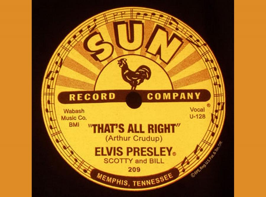 Elvis Presley That\'a All Right