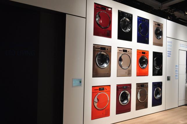 Kolorowe pralki BEKO