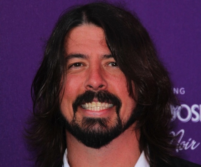 Dave Grohl lubi \