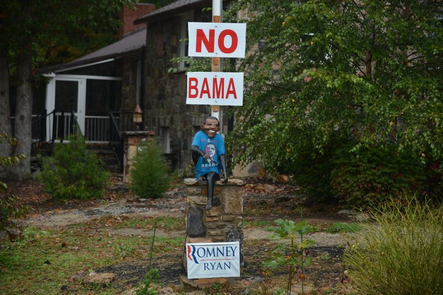 Kampania przeciw Obamie w Wirginii, kolejnym ważnym stanie \
