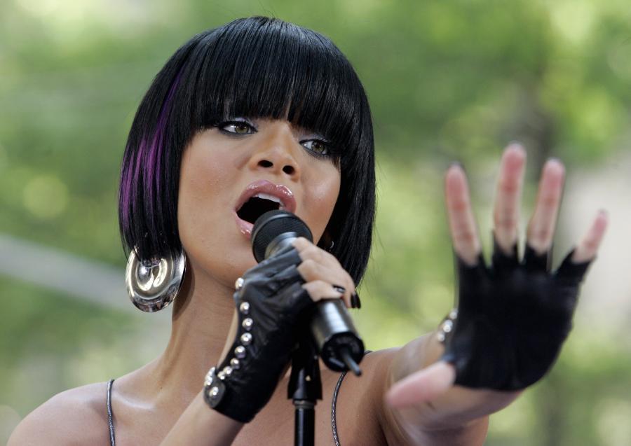 Rihanna ujawnia tytuł i okładkę nowej płyty