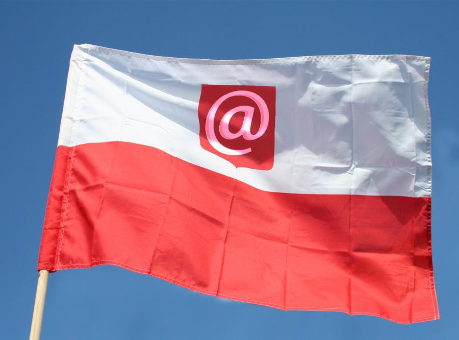 Pierwszy e-mail z Polski wyszedł 17 lat temu