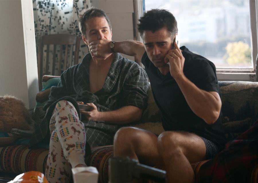 Sam Rockwell i Colin Farrell w filmie \