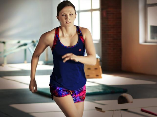 Monika Pyrek ambasadorką adidas Running