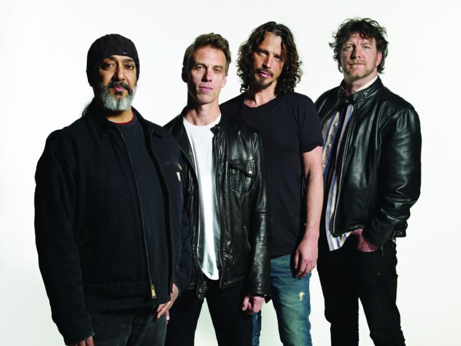Soundgarden wraca z \
