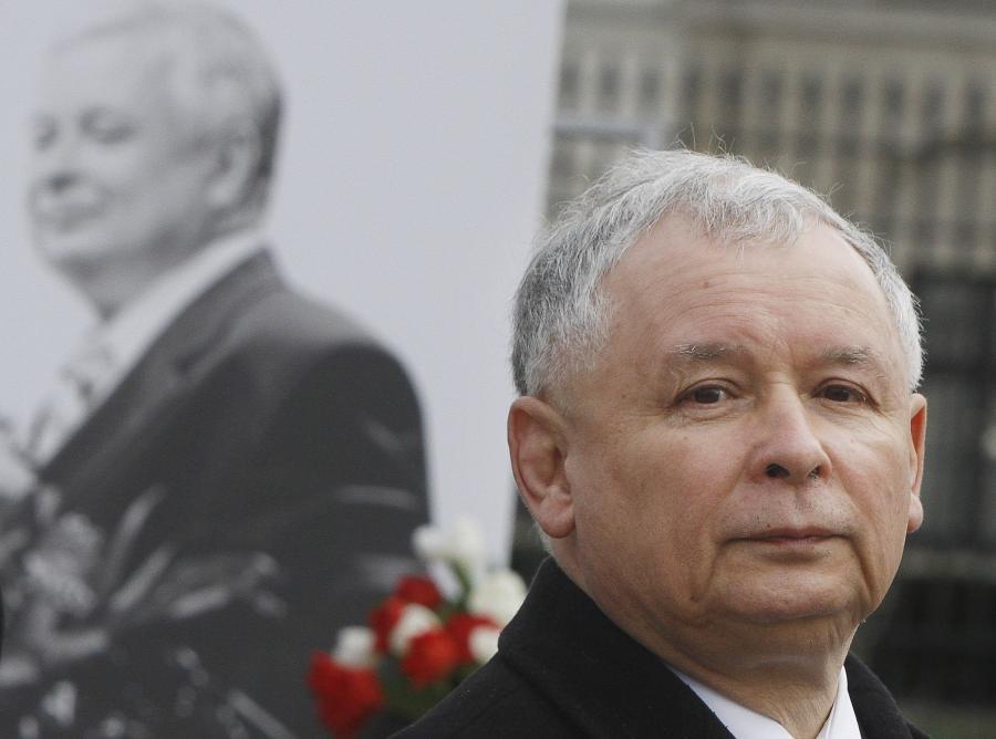Znalezione obrazy dla zapytania smoleńsk 2010 kaczyński