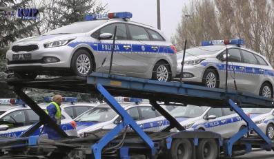 Rdiowozy policyjne